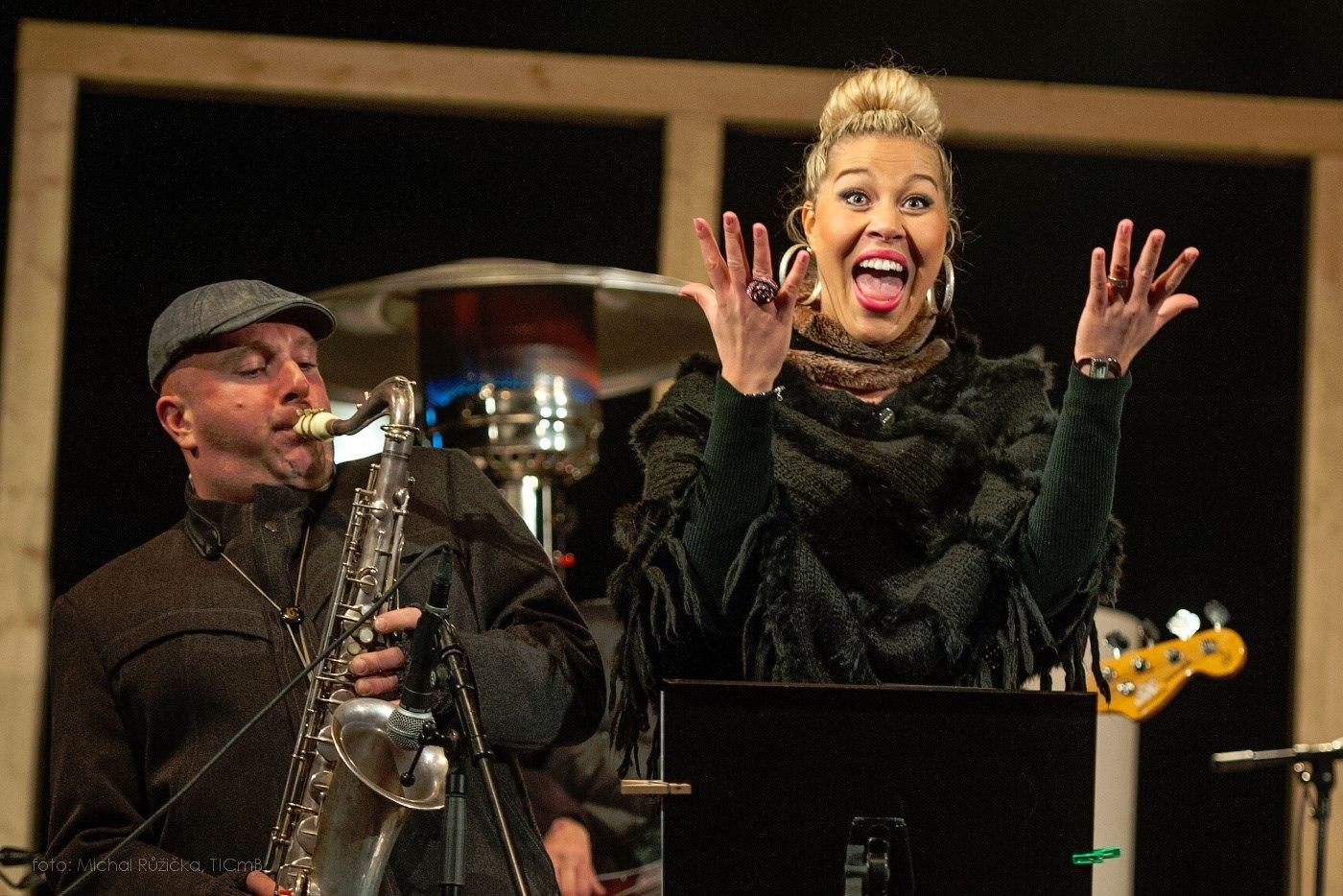 Zuzana Gamboa & Band (zakončení Brazil Festu)