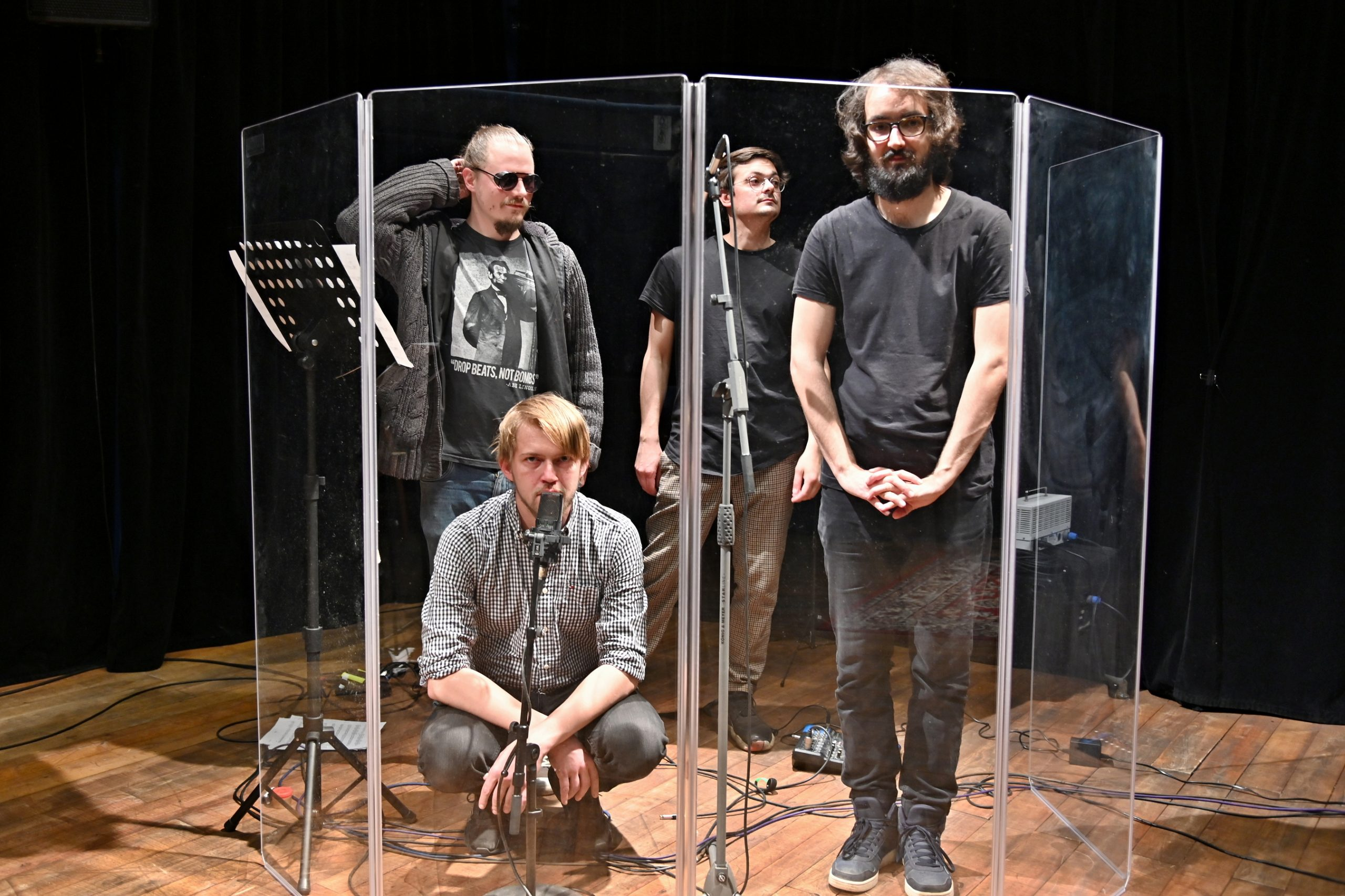JWQ - Janoušek-Wróblewski Quartet